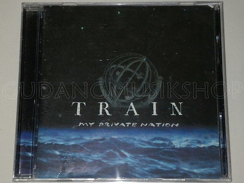Train (2) ‎– My Private Nation CD