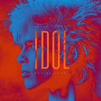 Billy Idol ‎– Vital Idol:Revitalized Limitd edition colored vinyl