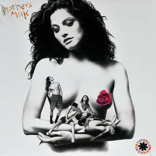 Red Hot Chili Peppers ‎– Mothers Milk LP