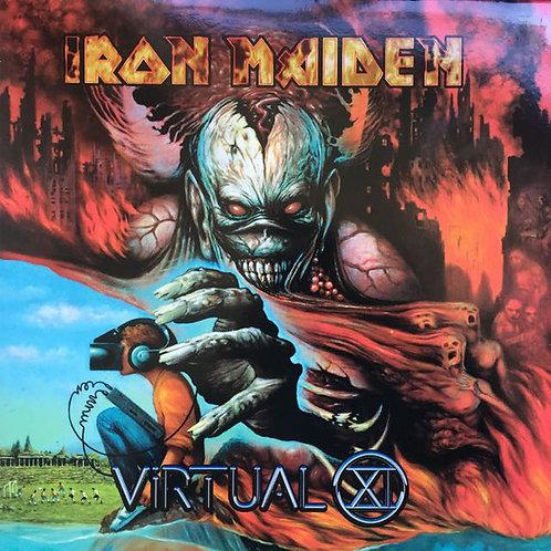 Iron Maiden – Virtual XI 2x lp