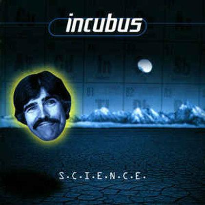 Incubus ) – S.C.I.E.N.C.E. 2lp black vinyl