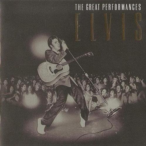 Elvis Presley – The Great Performances CD