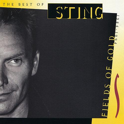 Sting – Fields Of Gold  CD