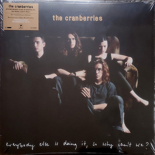The Cranberries – Everybody Else Is Doing It, So Why Can't We? Limites edition