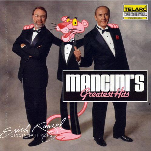 Erich Kunzel, Cincinnati Pops Orchestra – Mancini's Greatest Hits CD
