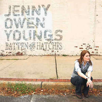 Jenny Owen Youngs–Batten The Hatches (CD)