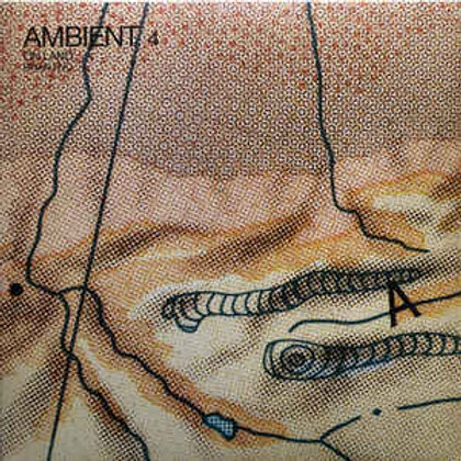 AMBIENT 4: ON LAND by ENO,BRIAN (Lp)