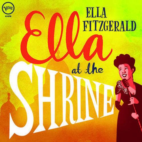 Ella Fitzgerald - Ella at t`he shrine(LP)