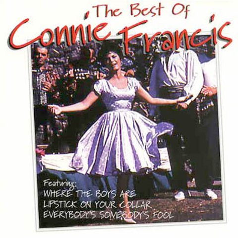 Connie Francis – The Best Of Connie Francis  CD