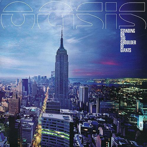 Oasis - Standing On The Shoulder Of Giants [Explicit Content]..(Gatefold LP Jack