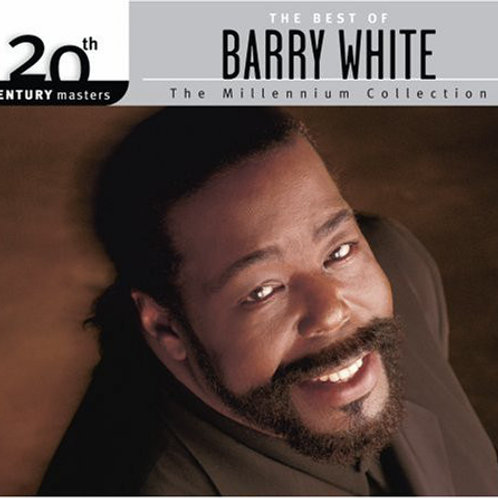 Barry White–The Best Of Barry White CD