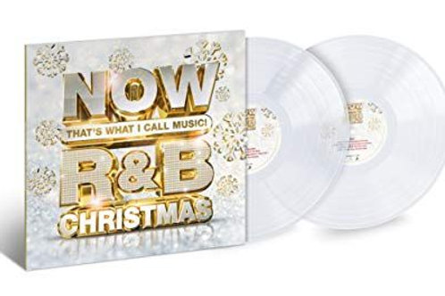 Various ‎– NOW That's What I Call R&B Christmas!colored lp