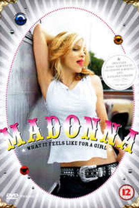 Madonna–What It Feels Like For A Girl (Dvd Used)