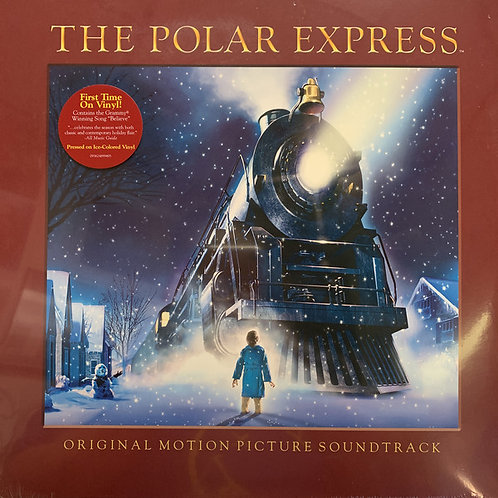 The Polar Express OST (Ice Colored LP)