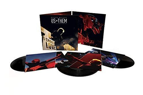 Roger Waters – Us + Them 3x Lp