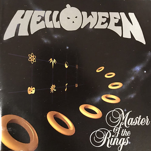 Helloween ‎– Master Of The Rings CD