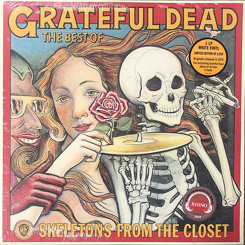 Grateful Dead* ‎– The Best Of The Grateful Dead: Skeletons From The Closet