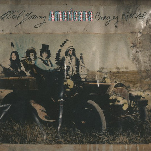 Neil Young With Crazy Horse* ‎– Americana CD