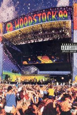 Various Artists - Woodstock '99 (Dvd Used)