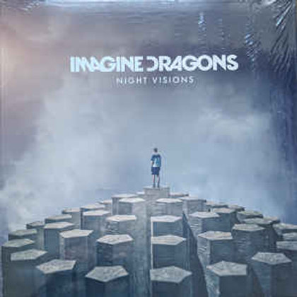 Imagine Dragons – Night Visions  Limited Edition, Opaque Lavender