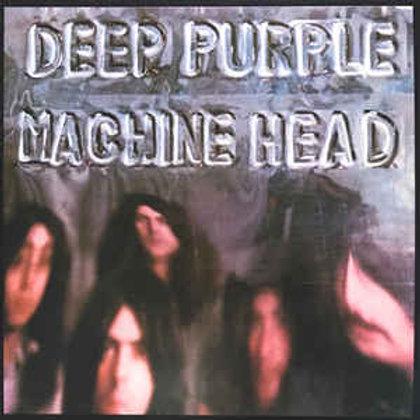 Deep Purple – Machine Head(Vinyl, LP, Album, Limited Edition, Reissue, Remaster