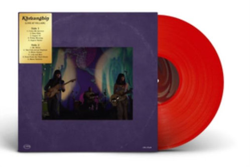 Khruangbin ‎– Live At Villain Red vinyl