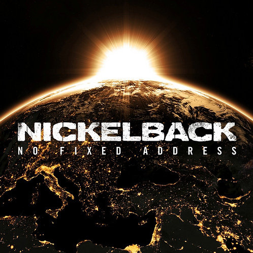 Nickelback ‎– No Fixed Address CD