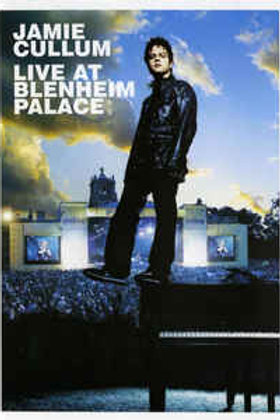 Jamie Cullum ‎– Live At Blenheim Palace [2 Discs] (Dvd Used)