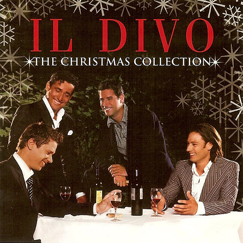 Il Divo – The Christmas Collection CD