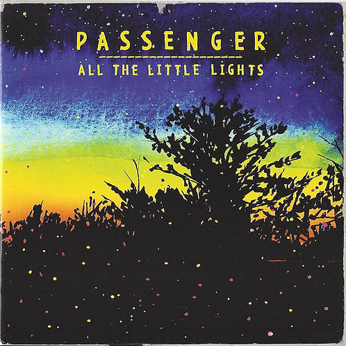 Passenger (10) – All The Little Lights CD