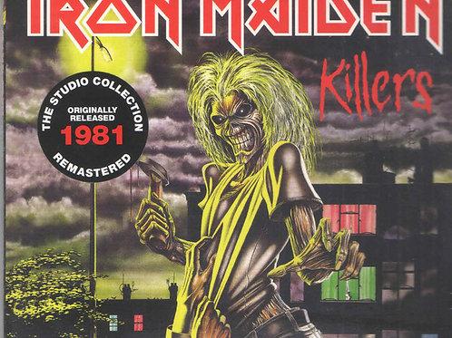 Iron Maiden – Killers CD