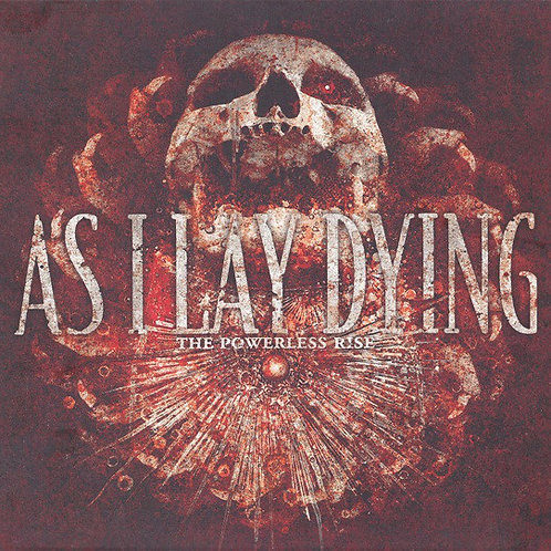 As I Lay Dying – The Powerless Rise CD