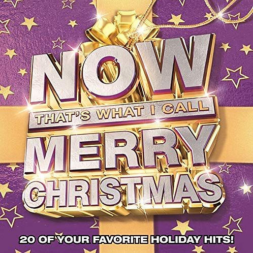 Various ‎– NOW That's What I Call Merry Christmas