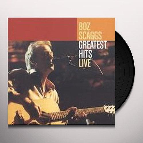Boz Scaggs – Greatest Hits Live 3x LP