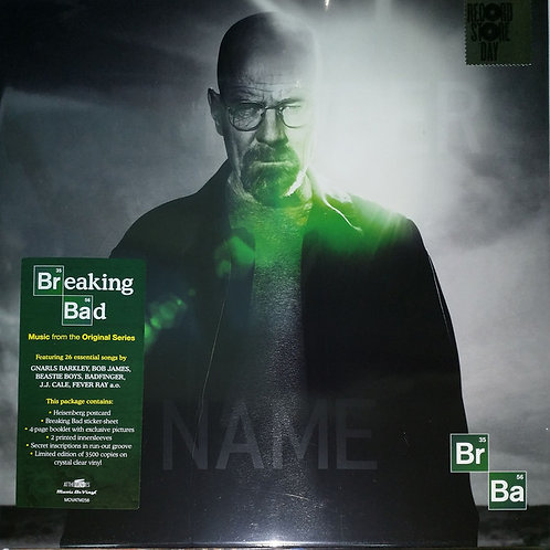 Various ‎– Breaking Bad (Soundtrack) RSD 2019