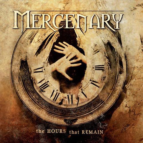 Mercenary – The Hours That Remain CD