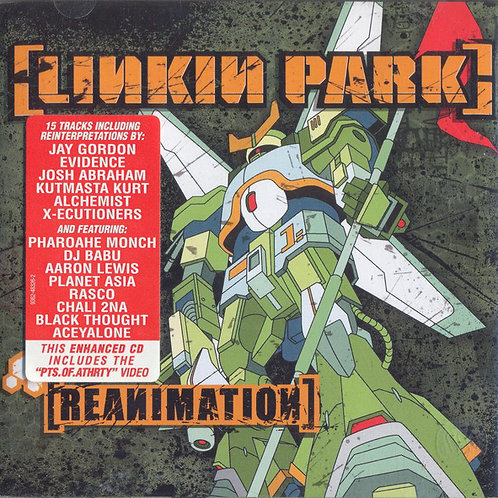 Linkin Park – Reanimation CD