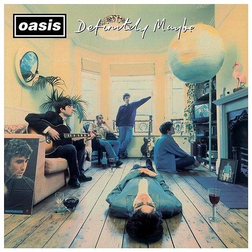 Oasis - Definitely Maybe..(Gatefold LP Jacket, Remastered, 2PC) (L.P.)