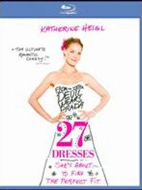 27 Dresses [Blu-ray] (Dvd used)