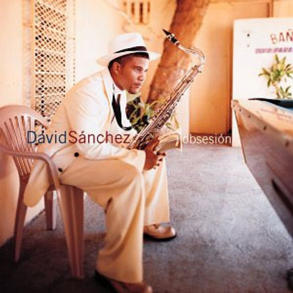 David Sánchez* ‎– Obsesión CD
