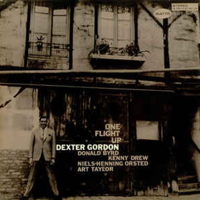 Dexter Gordon – One Flight Up