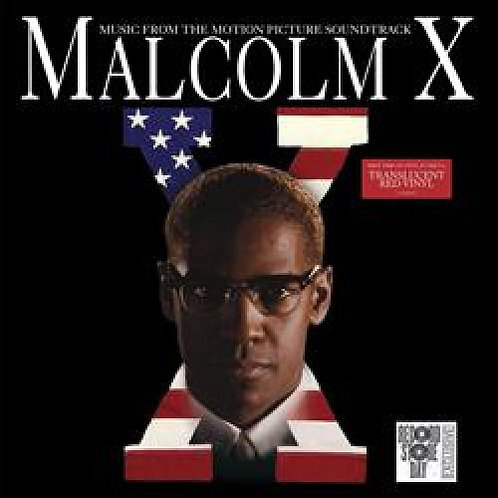 Various – Malcolm X Music From The Motion Picture