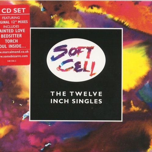 Soft Cell – The Twelve Inch Singles CD