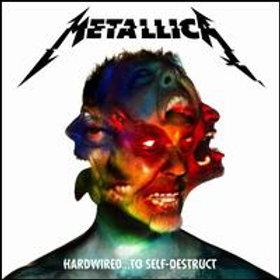 Metallica – Hardwired...To Self-Destruct (LP)