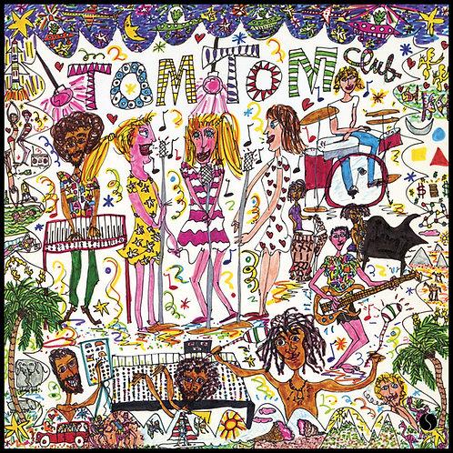 Tom Tom Club – Tom Tom Club(Vinyl, LP, Album, Reissue, White )
