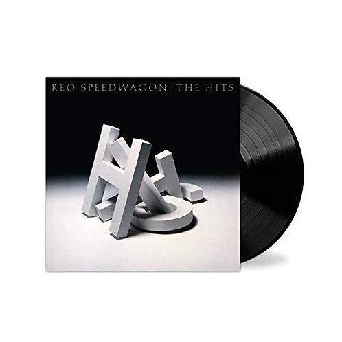 REO Speedwagon – The Hits black vinyl