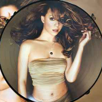 MARIAH CAREY- Butterfly (Limited Edition Picture Disc) (L.P.