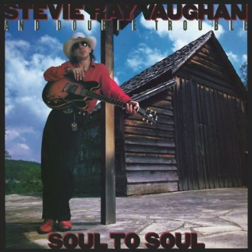 Vaughan, Stevie Ray - Soul to Soul [Import] (180 Gram Vinyl) (L.P.)