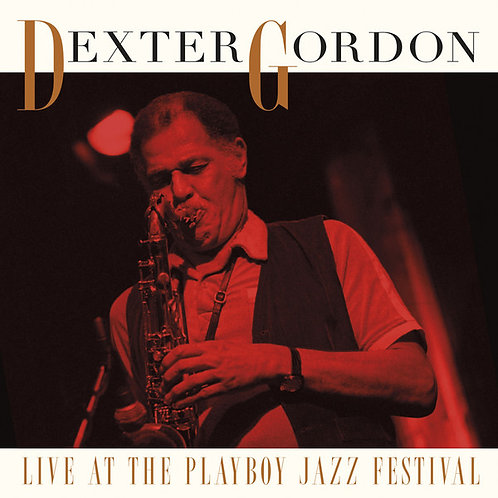 Dexter Gordon ‎– Live At The Playboy Jazz Festival