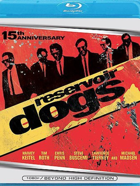 Reservoir Dogs (Region A Blu-ray) (Dvd)